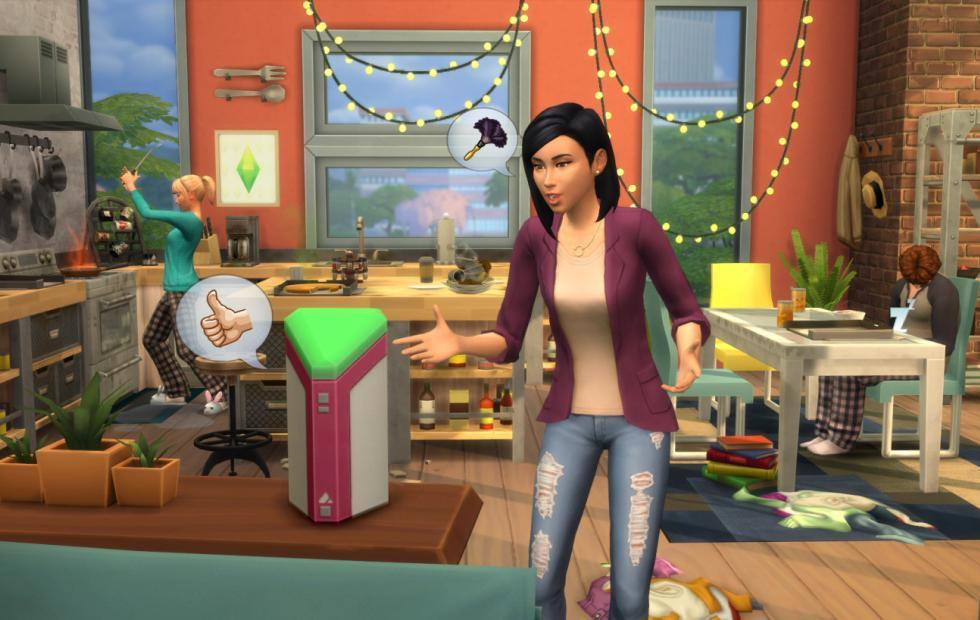 Amazon Alexa, The Sims 4 collide in new skill, in-game assistant
