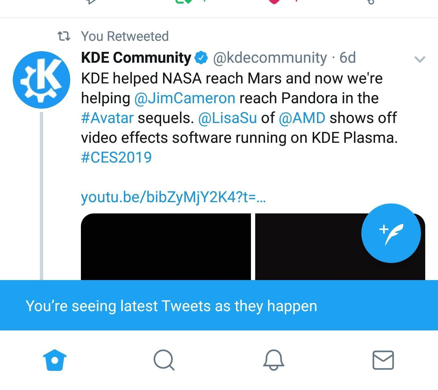 Twitter on Android finally gets the timeline right again