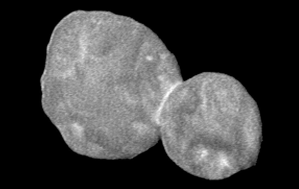 NASA's newest Ultima Thule images reveal object's slow rotation