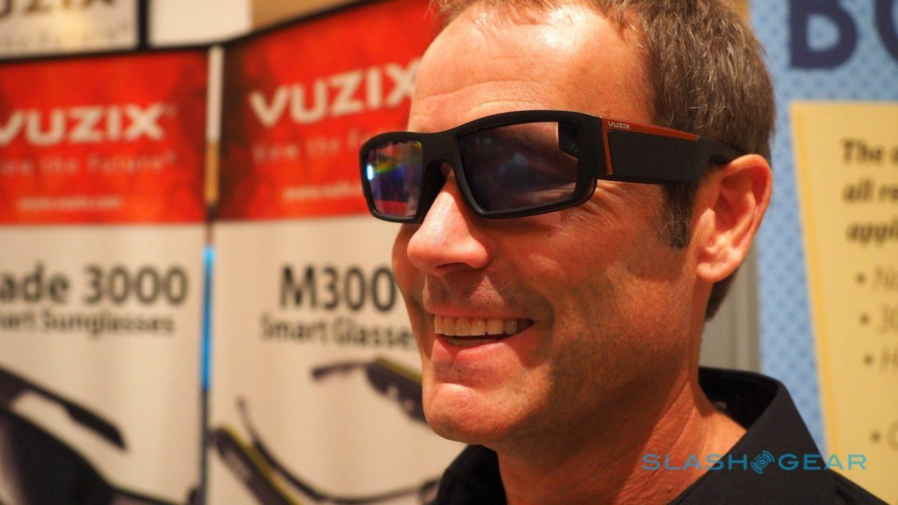 Vuzix Blade smart glasses on sale as a $999 AR eye-upgrade