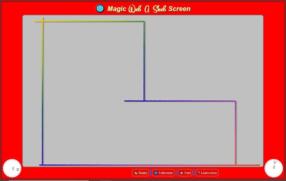 Google Chrome Labs creates Etch-A-Sketch web browser clone