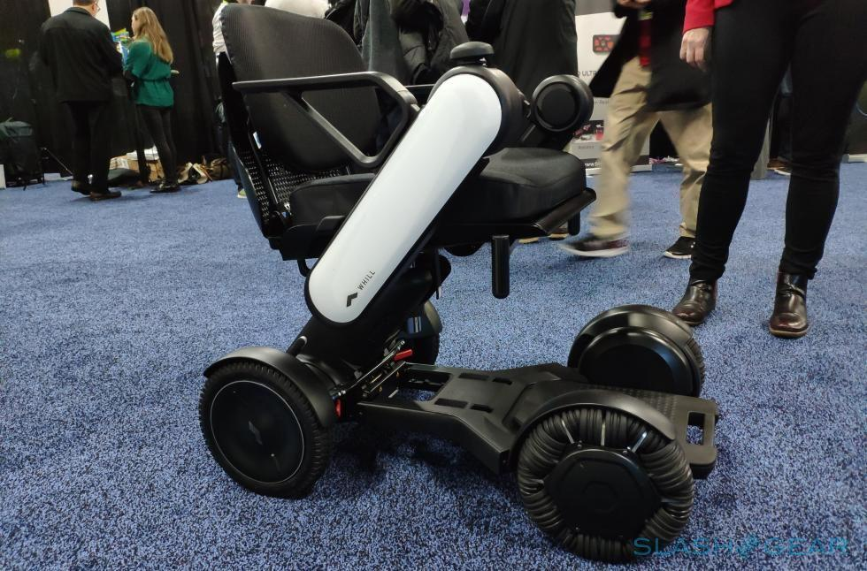 WHILL Personal Mobility Device is getting self-driving smarts