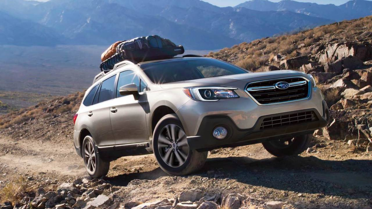 New Subaru Outback is on the way, but not until later this year