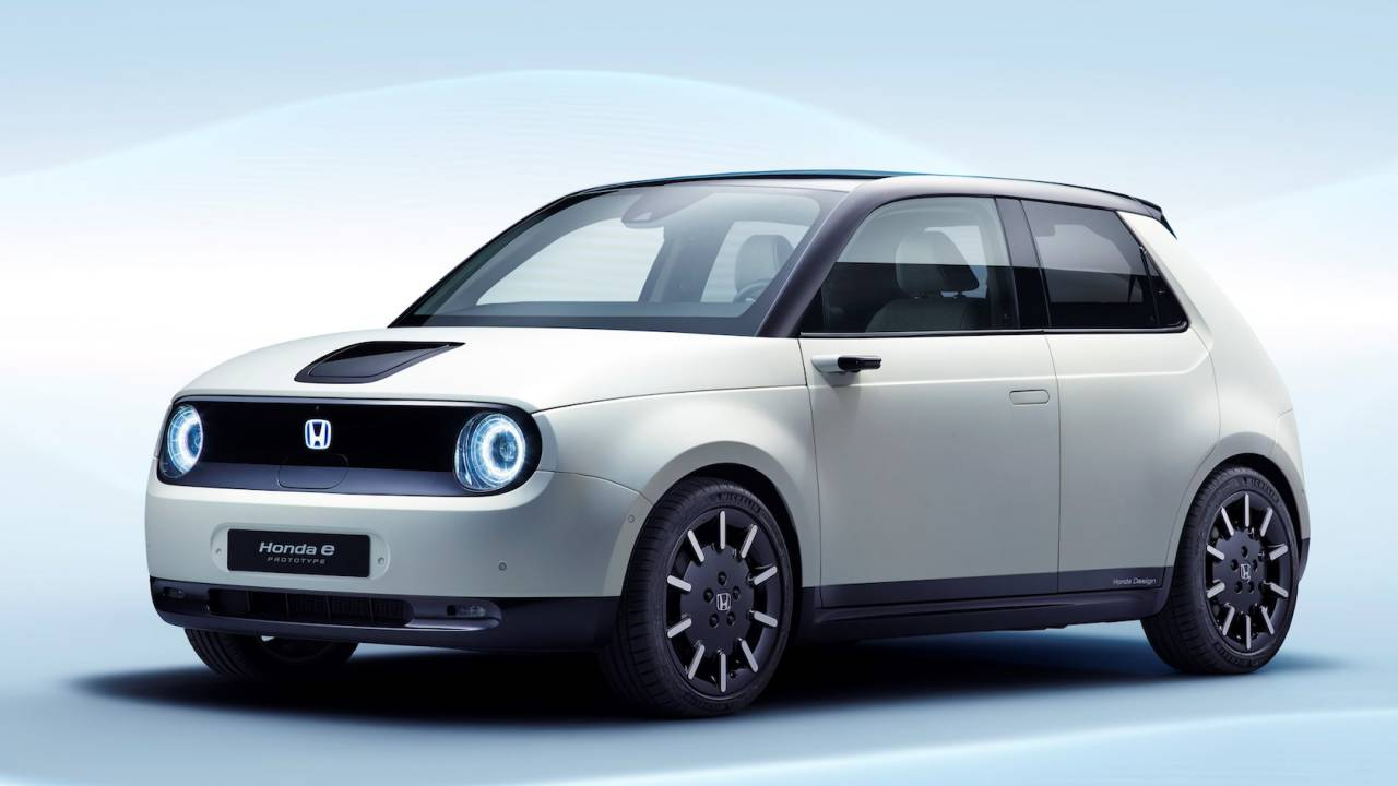 Adorable Honda e Prototype EV heads to production