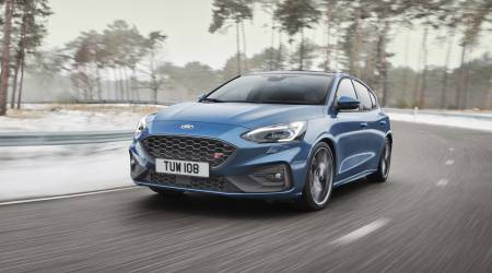 2019 Ford Focus ST Gallery