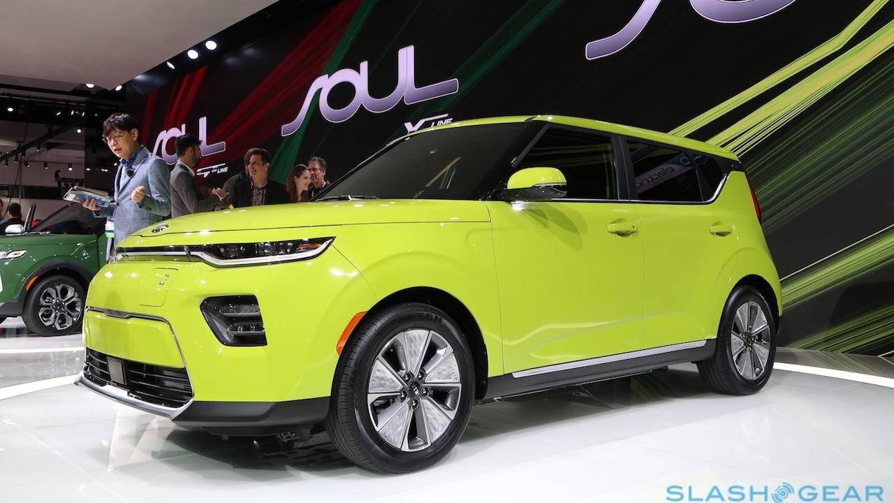 2020 Kia Soul EV range confirmed