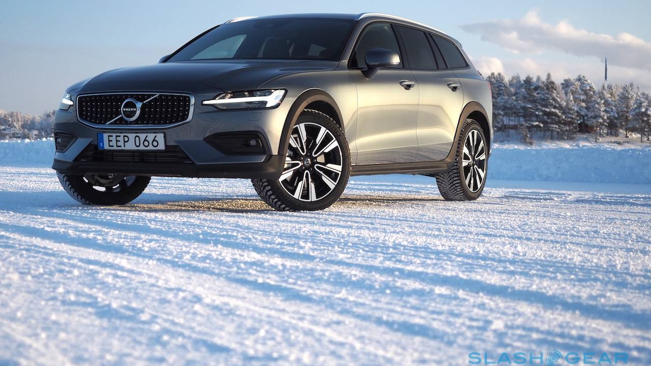 Volvo V60 Cross Country >> 2020 Volvo V60 Cross Country First Drive The Wagon Agenda