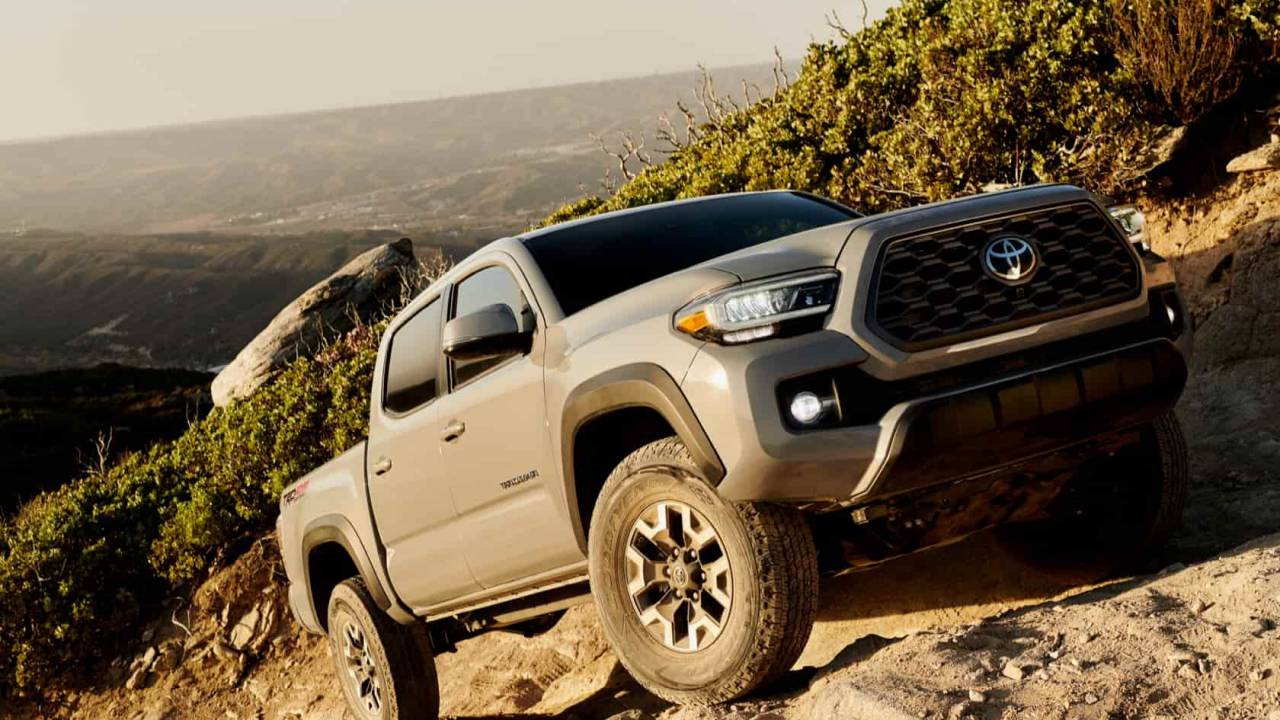 2020 Toyota Tacoma gets tech upgrade plus Army Green TRD Pro