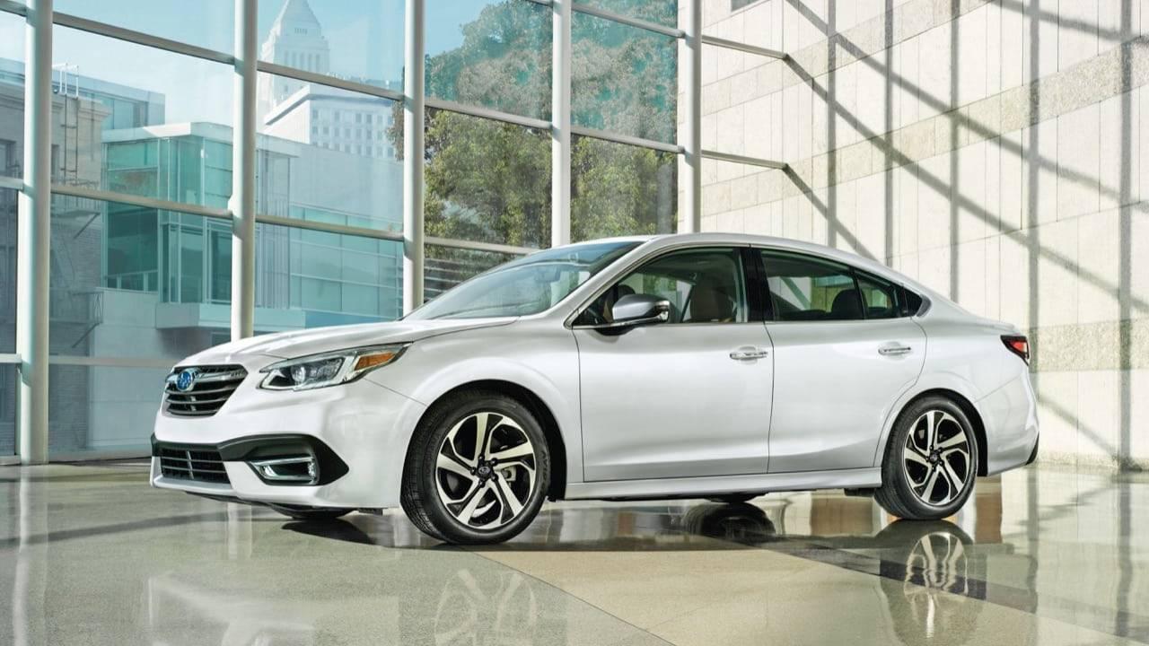 2020 Subaru Legacy wields 260hp turbo and huge touchscreen dash