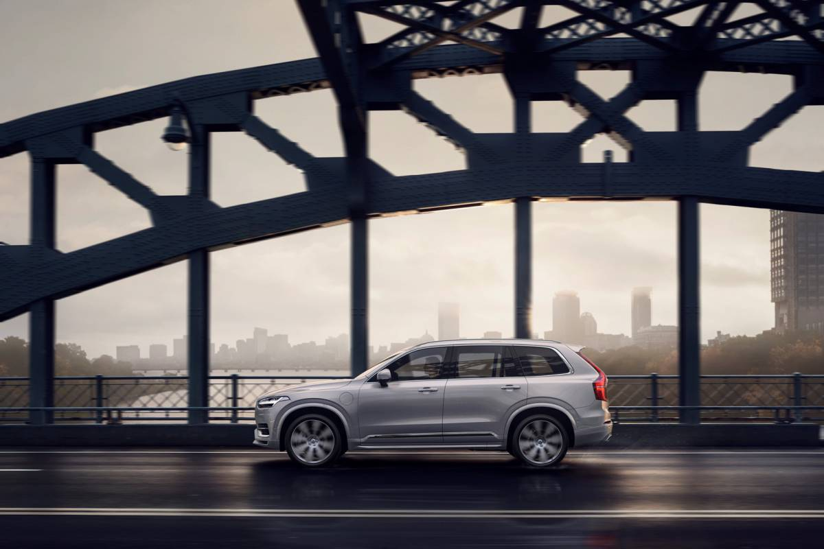 Subtle 2020 Volvo Xc90 Refresh Hides Huge Electrification Change