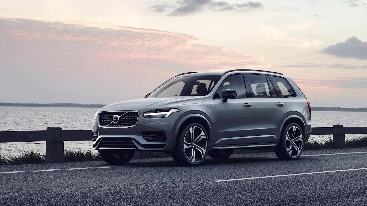 Subtle 2020 Volvo XC90 refresh hides huge electrification