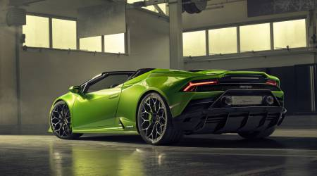 Lamborghini Huracan Evo Spyder Gallery