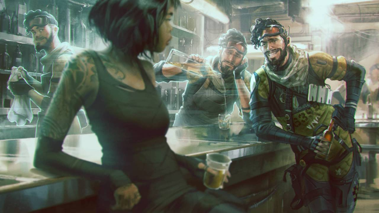 Respawn hits 16,000 Apex Legends cheaters with the banhammer