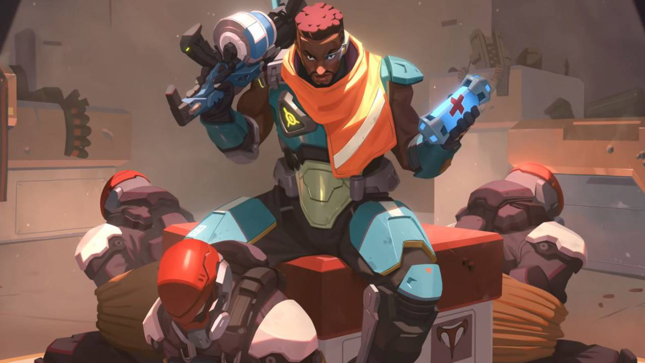 Overwatch's next hero, Baptiste, revealed as a combat medic