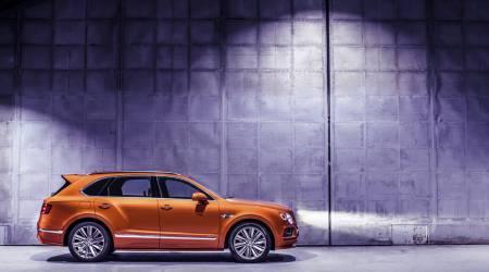 Bentley Bentayga Speed Gallery