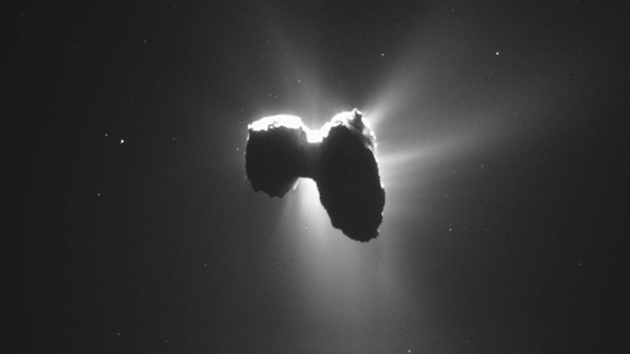 This stressed asteroid could put a new spin on NASA's comet blasting