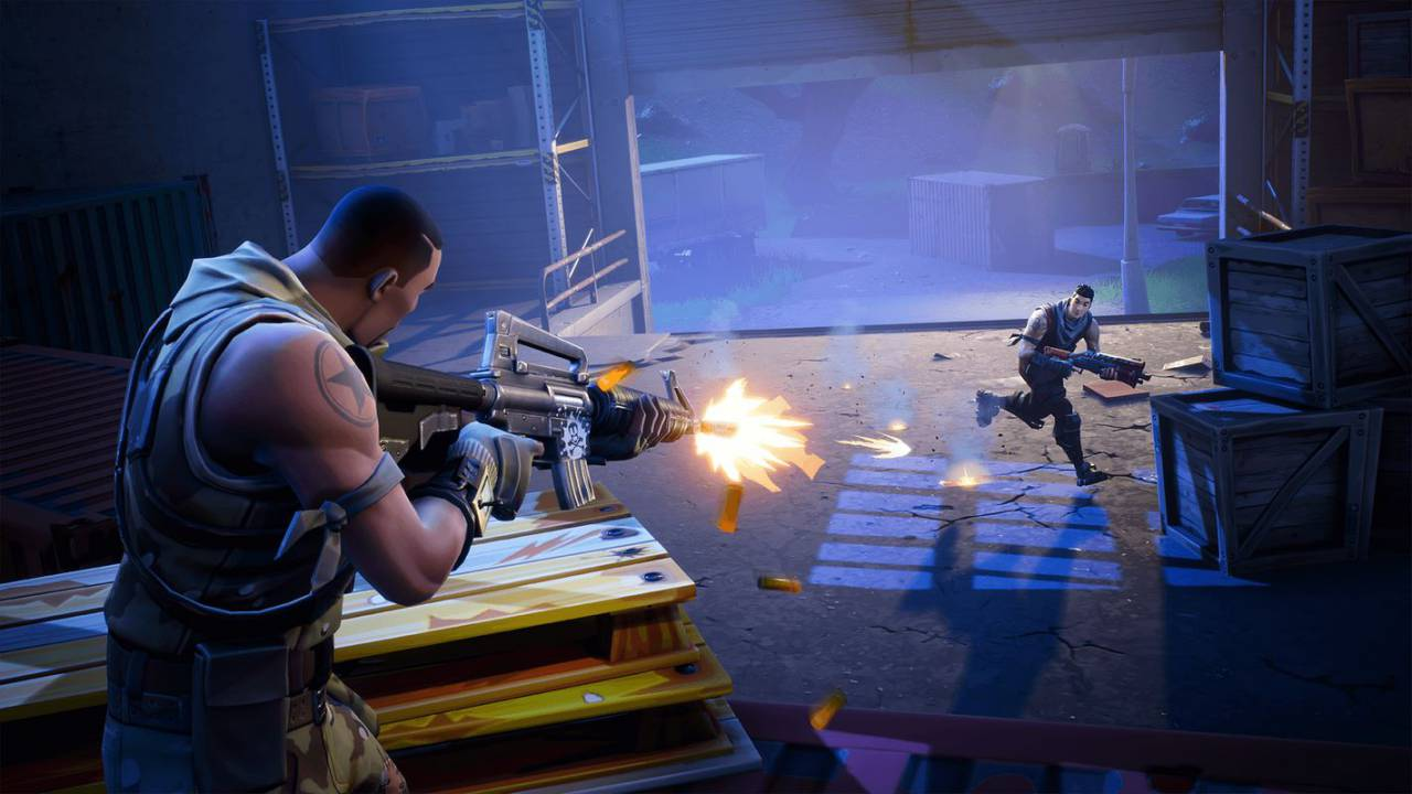 Bottle Rockets are Fortnite's next weapon, likely coming this week