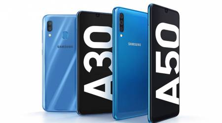Samsung Galaxy A30 and A50 bring S10 tech to midrange