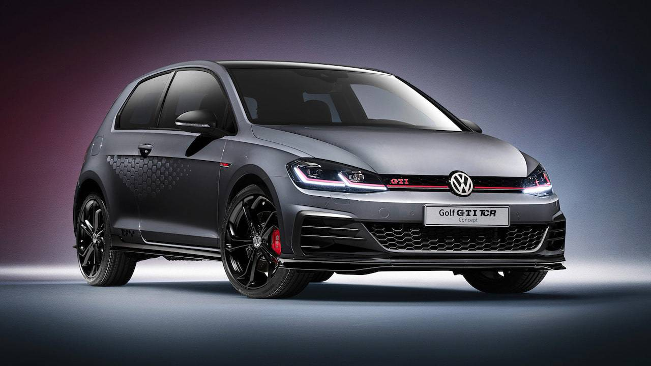 VW Golf GTI hybrid plan scrapped claim insiders