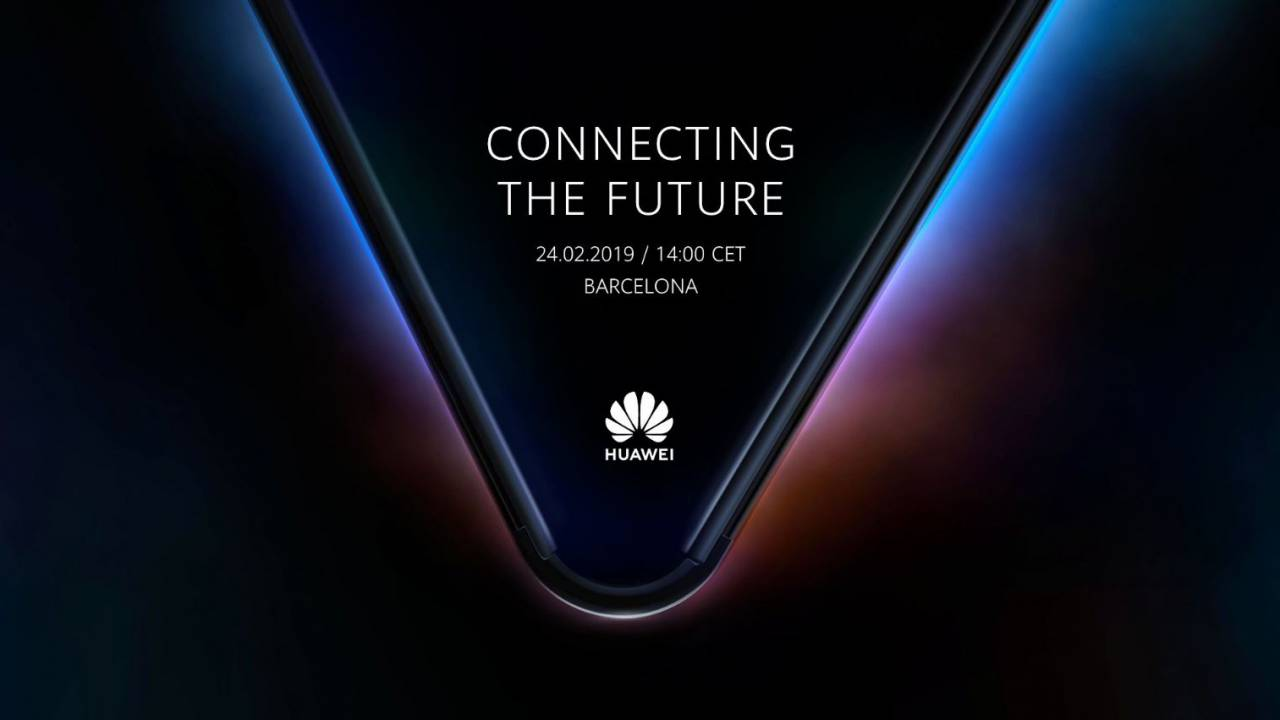 Huawei's foldable phone is heading for MWC 2019