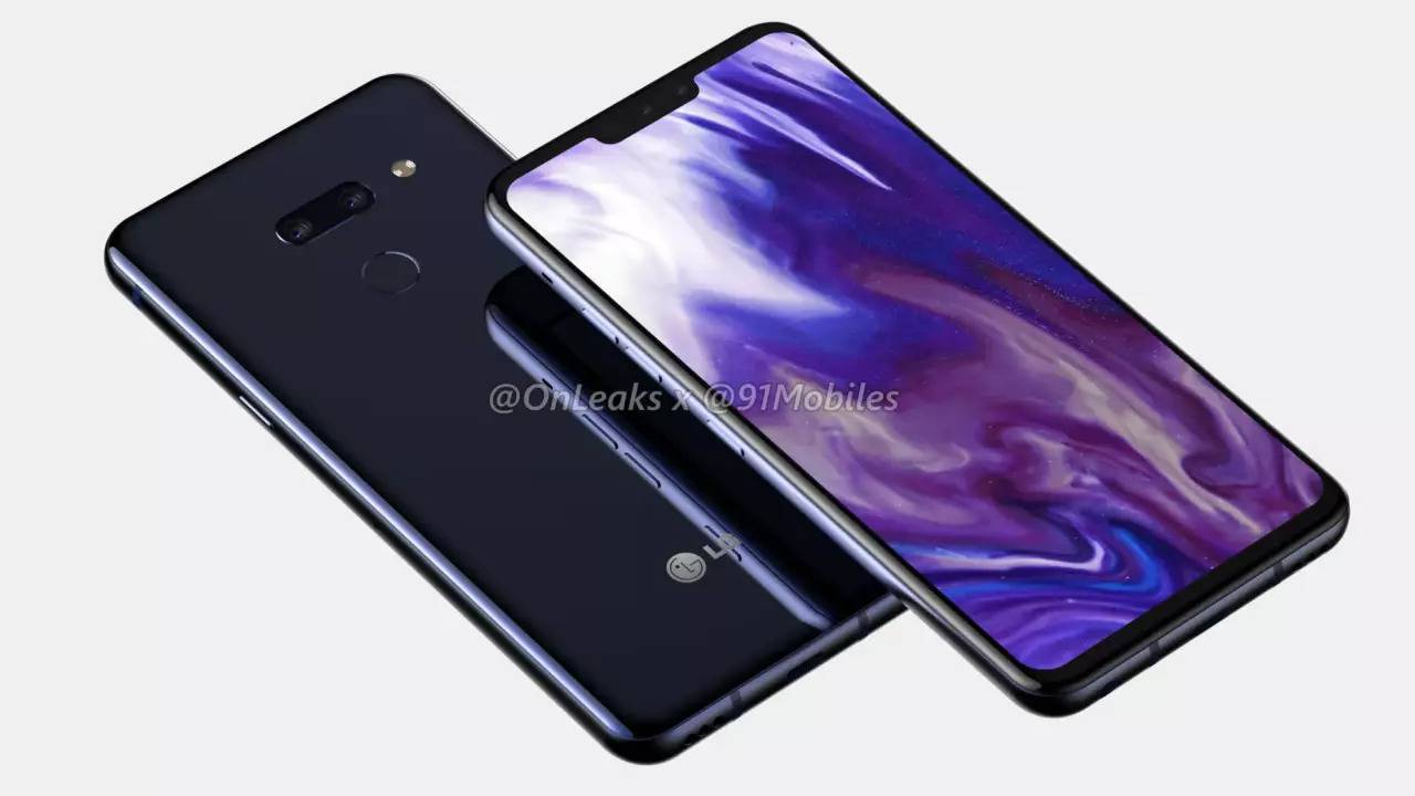 LG G8 ThinQ price leak raises the stakes