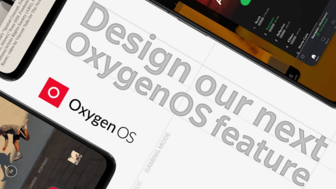 OnePlus Product Manager Challenge crowdsources new OxygenOS features