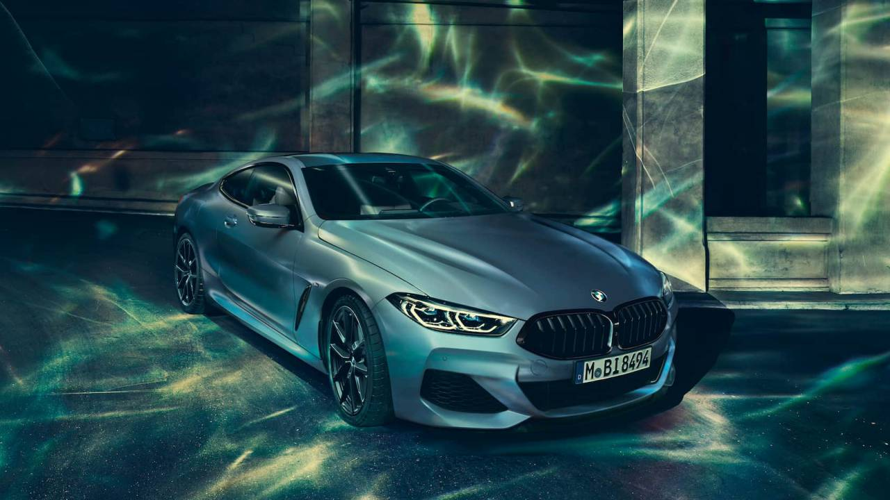 This stunning BMW 8 Series First Edition marks the M850i's debut