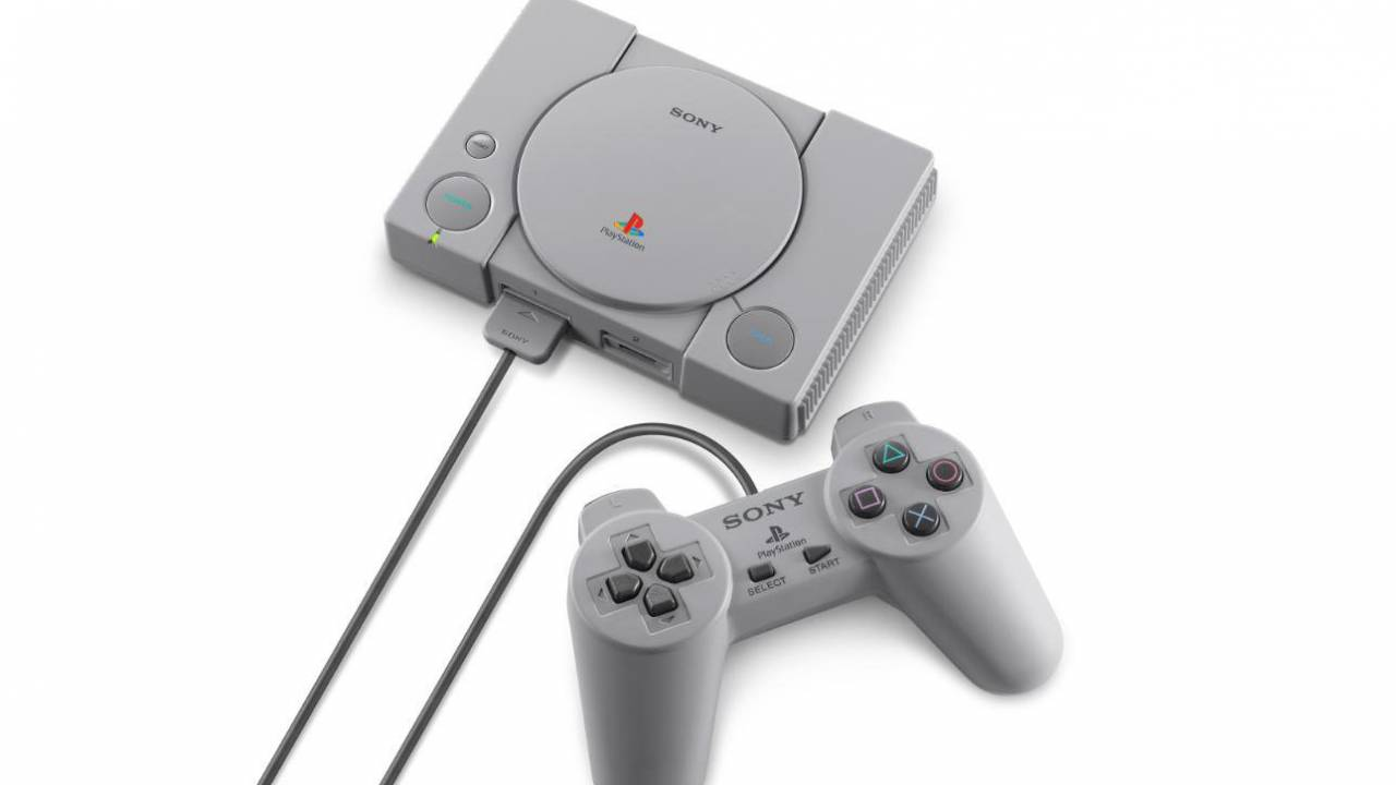 PlayStation Classic gets a deep price cut at Walmart