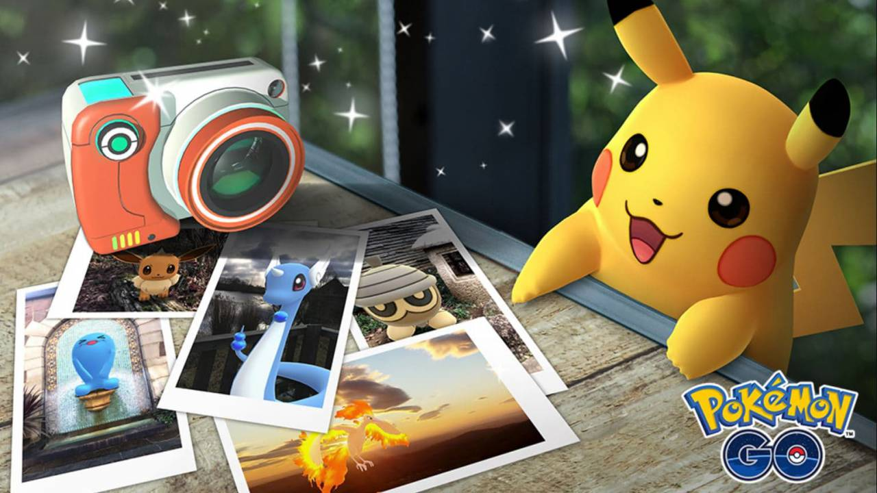 Pokemon GO Snapshot brings Pokemon Snap into the real world