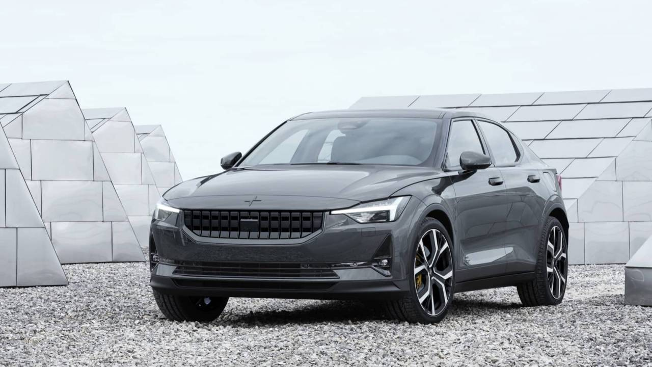 The Polestar 2 is Tesla Model 3's first real competition