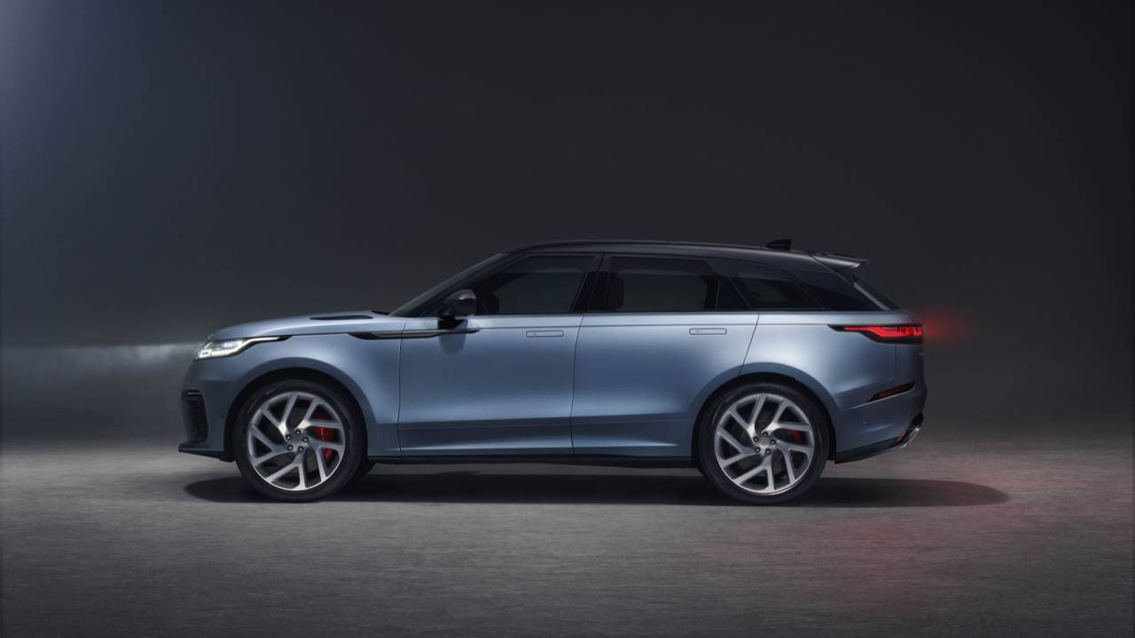 2020 Range Rover Velar SVAutobiography Dynamic Edition Gallery