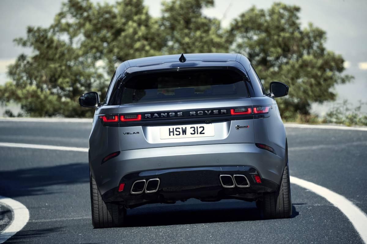 2020 Range Rover Velar SVAutobiography Dynamic Edition is