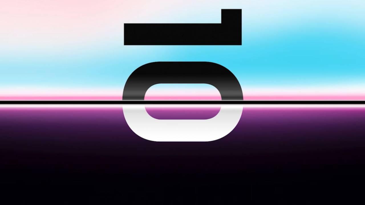 Samsung foldable smartphone teased for next week