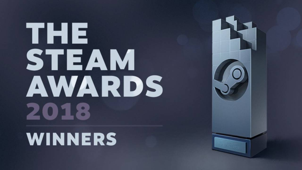Steam Awards winners for 2018 revealed with few surprises