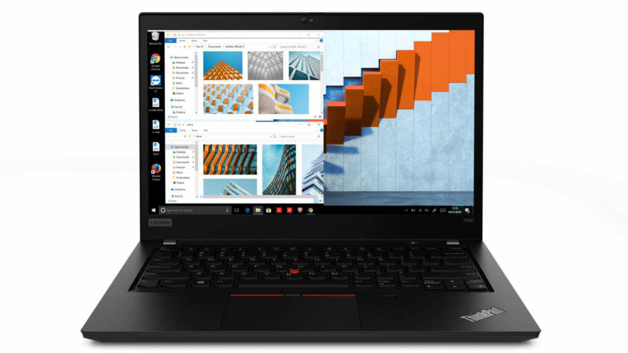 Lenovo ThinkPad T490 is a compromise between power and