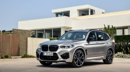 2020 BMW X3 M and X4 M Gallery