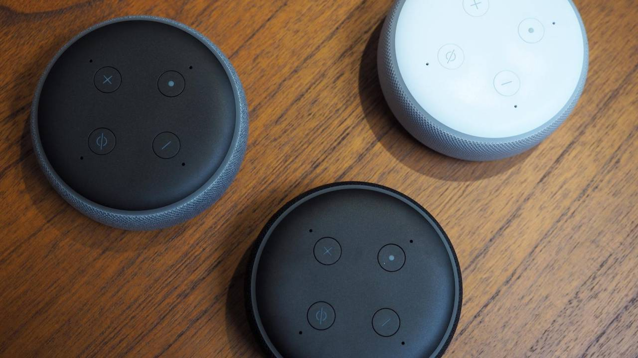 3rd Gen Echo Dot is out of stock and won't be back for a while