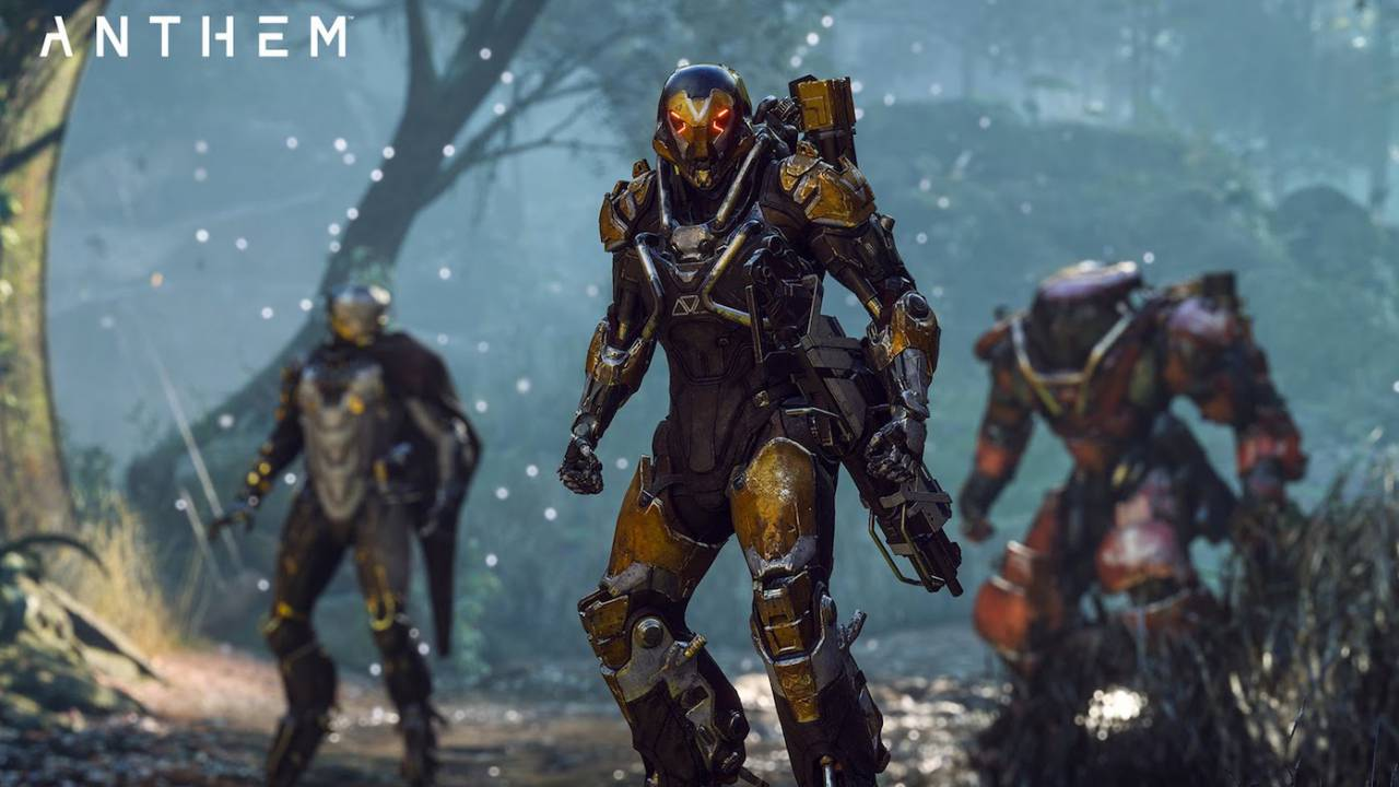 Anthem demo open to all players this weekend