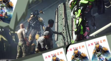 Anthem 4K launch trailer gives Iron Man hat tip with Ozzy
