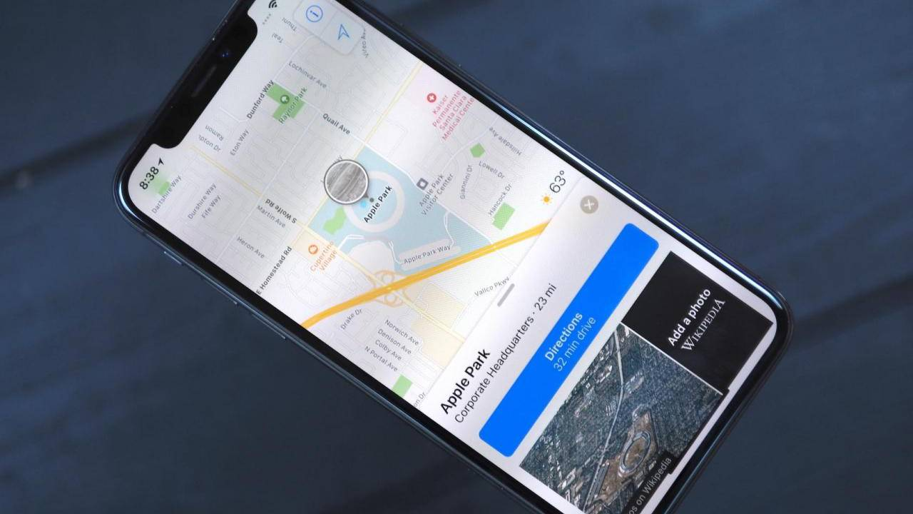 Apple Maps gets serious with more transit directions, indoor maps
