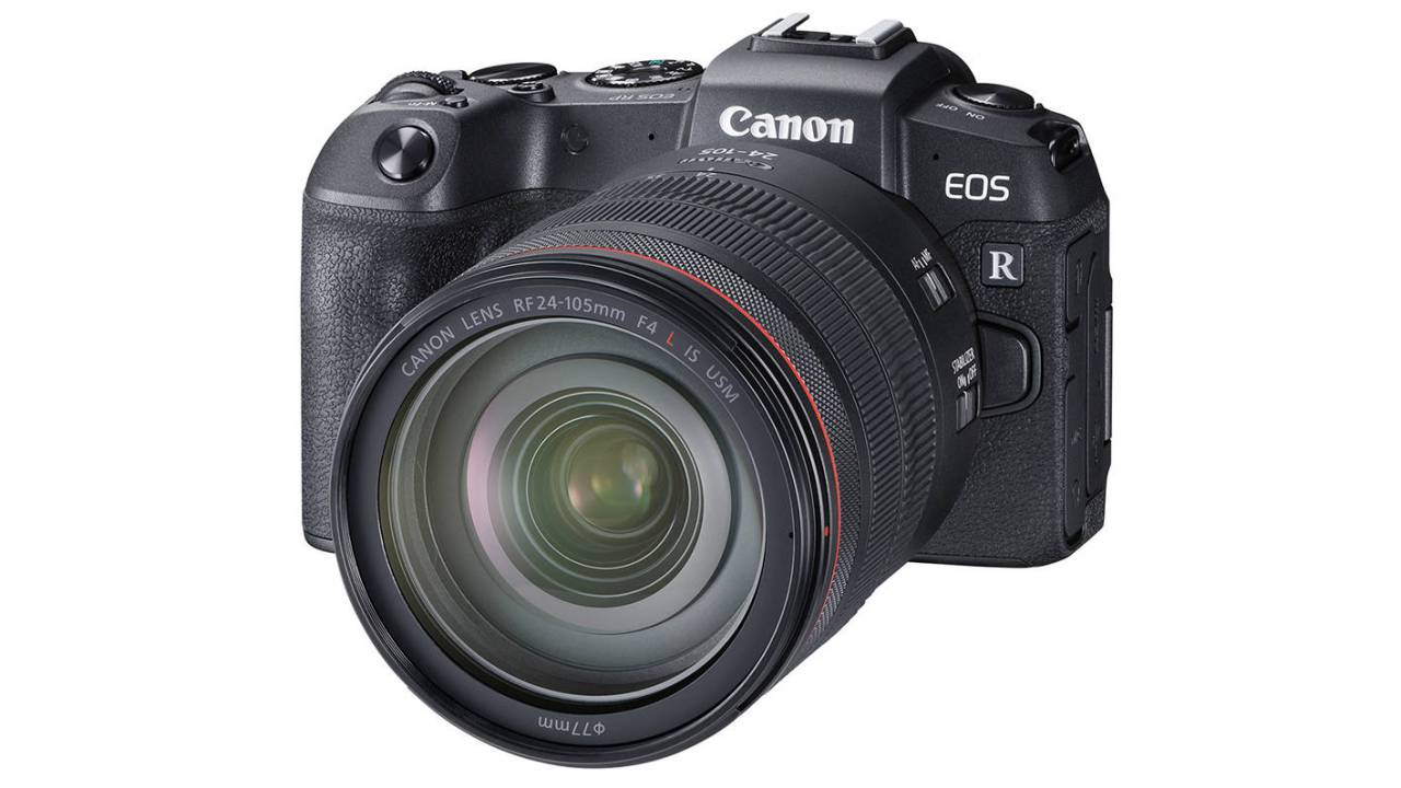 Canon EOS RP full-frame mirrorless camera targets 'advanced amateurs'