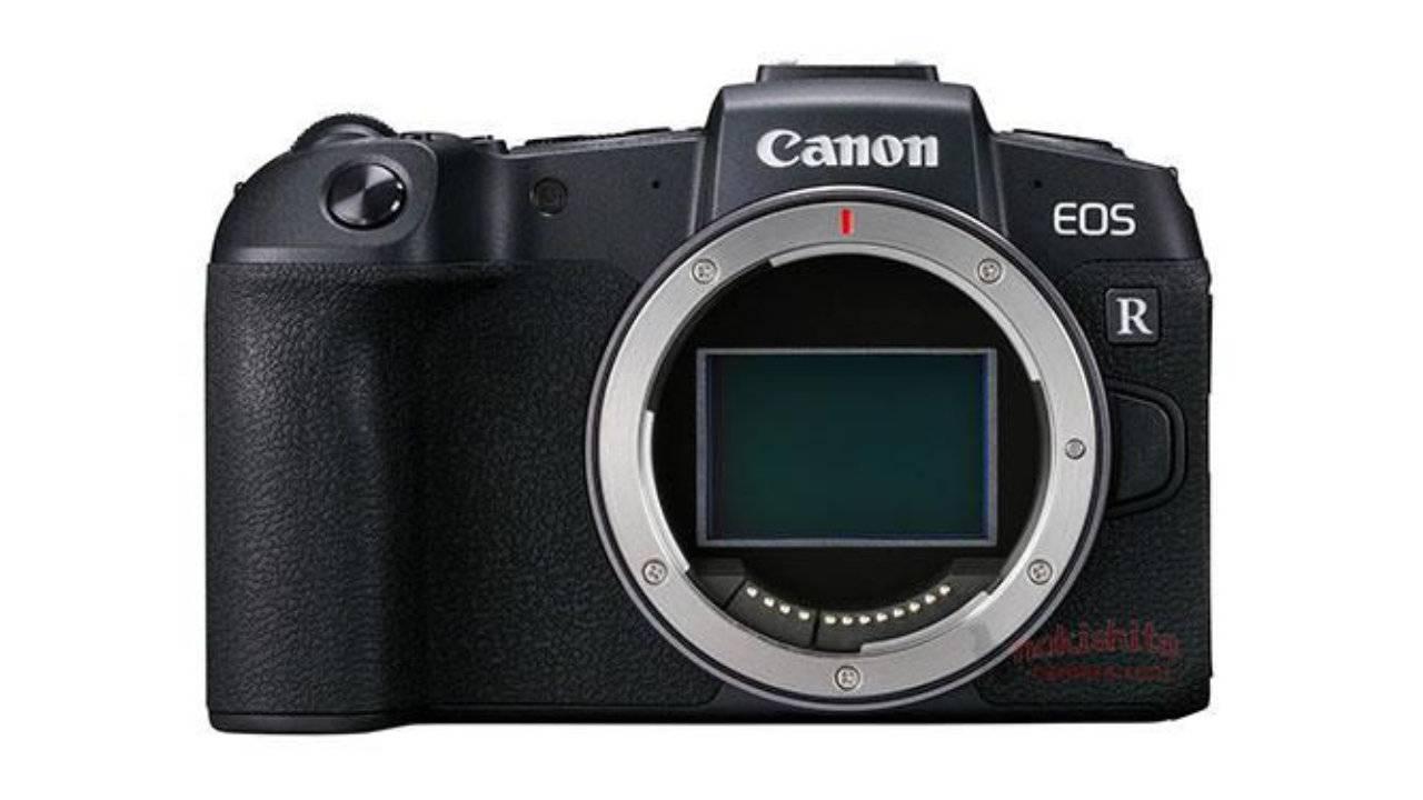 Canon EOS RP full-frame camera specs, photos leak ahead of launch