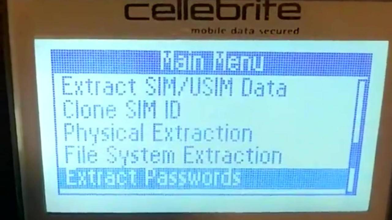 iPhone hacking tool Cellebrite is on eBay and it's a nightmare
