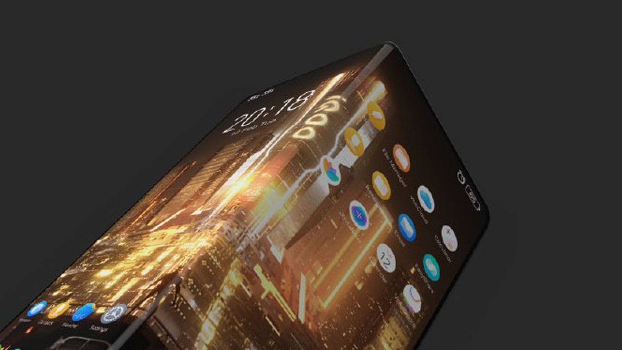 Vivo iQOO phone foldable display leaked: The future is folding
