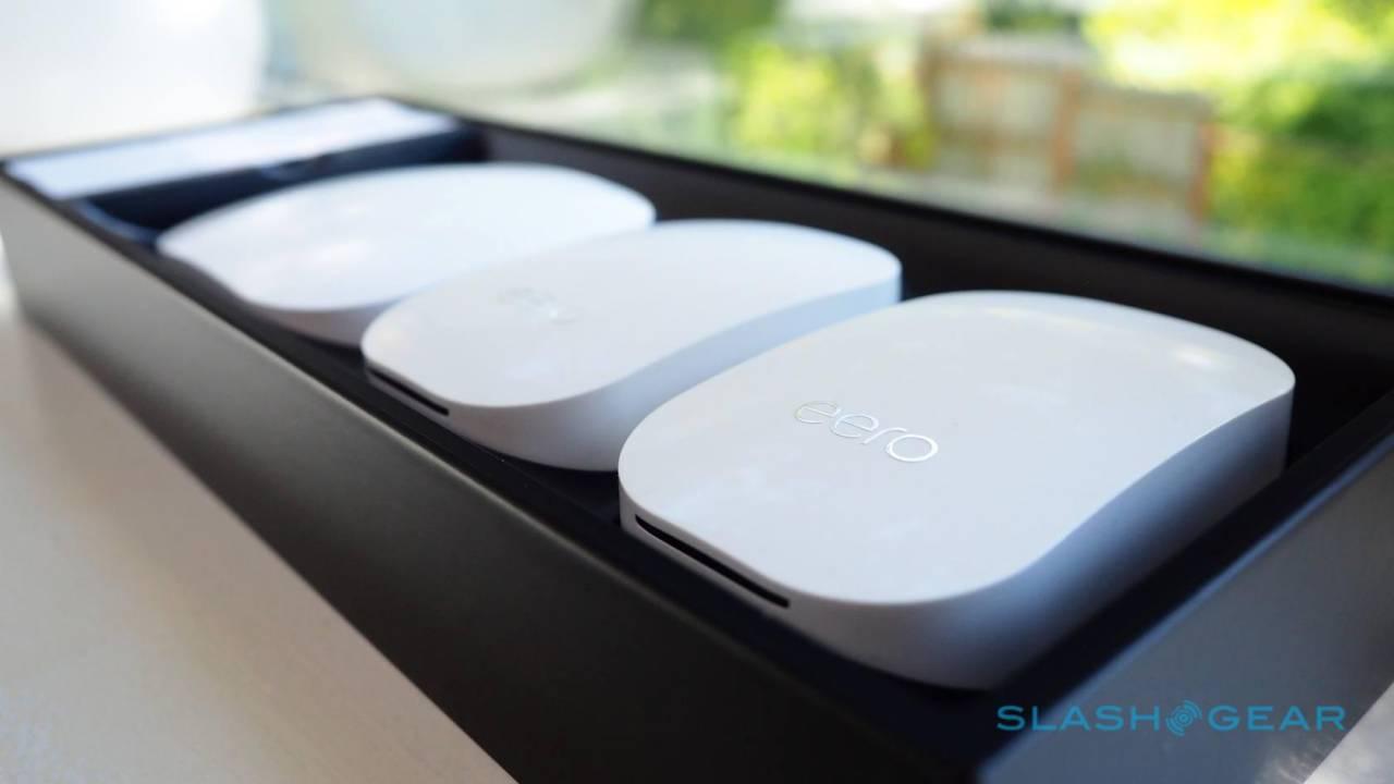 Amazon buys Eero for mesh network smarts: Here's why