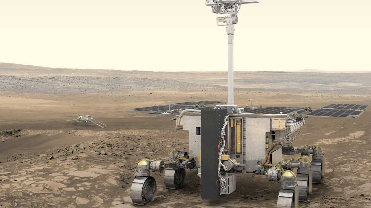 UK's new Mars rover isn't called Rovy McRoverface