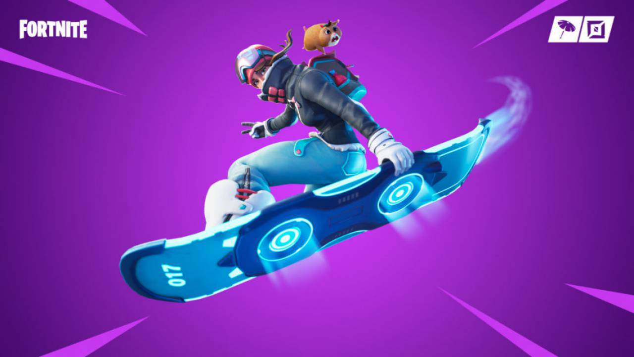 Fortnite Save the World loses Driftboard while Epic fixes bug