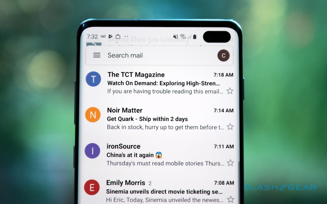The Material Design Gmail app is rolling out to Android and