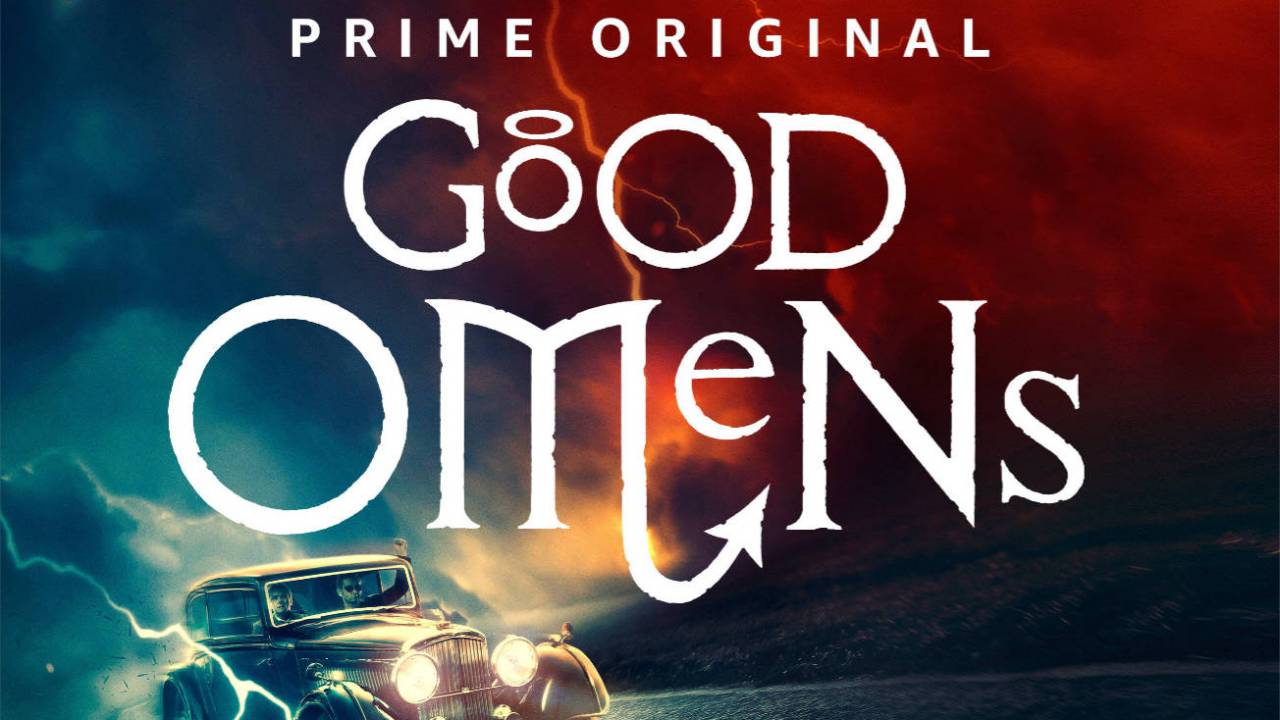 Amazon 'Good Omens' series gets Benedict Cumberbatch as Satan