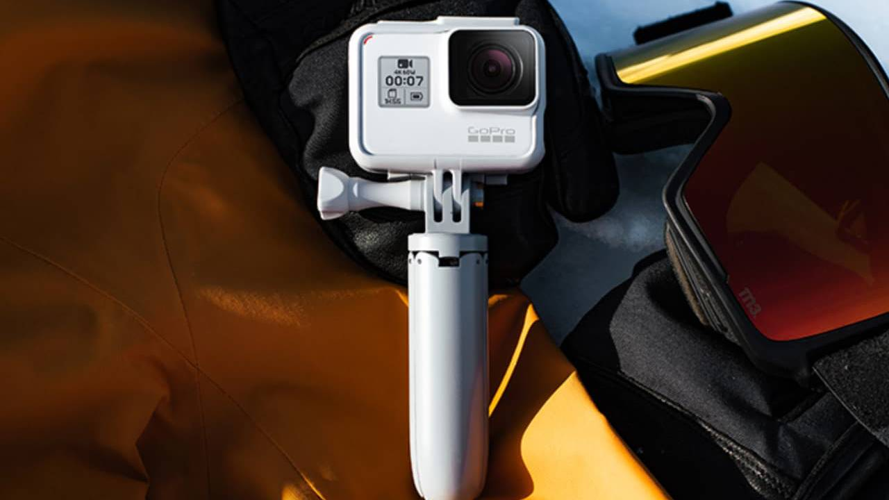 GoPro HERO 7 Black gets limited edition 'Dusk White' makeover